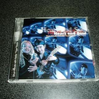 CD「菊田俊介 with ネリートラヴィス/ハートアンドソウル」(ブルース)