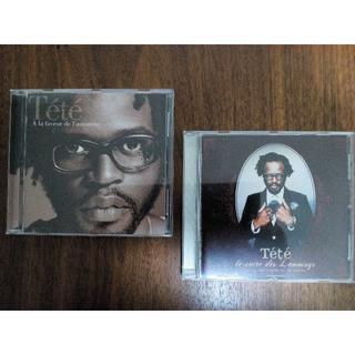 Tete CD 2枚AfroFrenchPops 9/30で出品終了( ;∀;)(ワールドミュージック)
