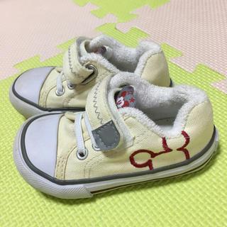 ディズニー(Disney)のミッキーの靴 14センチ(スニーカー)