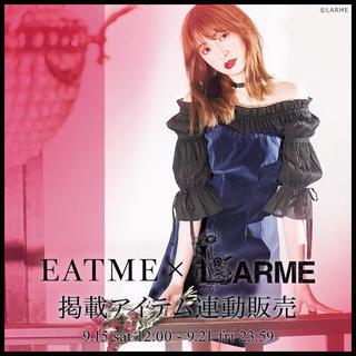 イートミー(EATME)の*未使用*eatme ワンピース(ミニワンピース)
