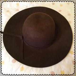 オリーブデオリーブ(OLIVEdesOLIVE)のオリーブ*女優帽(ハット)