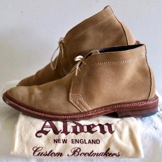 オールデン(Alden)のAlden オールデン 8D (26cm) スウェード チャッカーブーツindy(ブーツ)