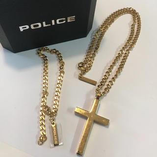 ポリス(POLICE)のpolice  ネックレス(ネックレス)