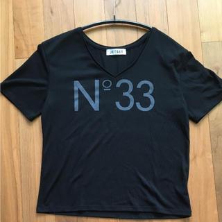ジェットセット(JET SET)のJET SET Tシャツ(Tシャツ(半袖/袖なし))