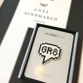 アニヤハインドマーチ(ANYA HINDMARCH)の【baby_nurseさま専用】Anya Hindmarch ステッカー GR8(その他)