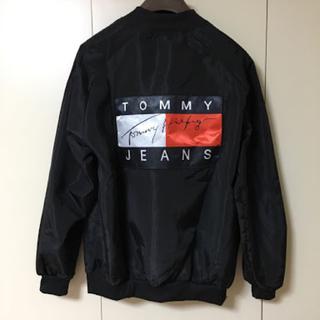 トミーヒルフィガー(TOMMY HILFIGER)のトミーヒルフィガー   ma1 tommy hilfiger ナイロンジャケット(ナイロンジャケット)