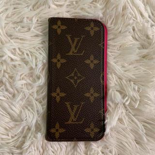 ルイヴィトン(LOUIS VUITTON)のルイヴィトン iphoneケース(その他)