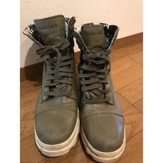 ディーゼル(DIESEL)のDIESEL men's ブーツ(ブーツ)