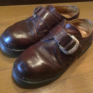 ドクターマーチン(Dr.Martens)のドクターマーチン ストラップブーツ 厚底(ブーツ)