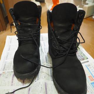 ティンバーランド(Timberland)のTimberland Black ブーツ(ブーツ)