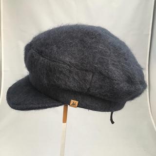 ミラオーウェン(Mila Owen)のMila Owen キャスケット帽(キャスケット)