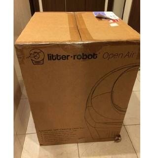 キャットロボット オープンエアー 猫トイレ(猫)