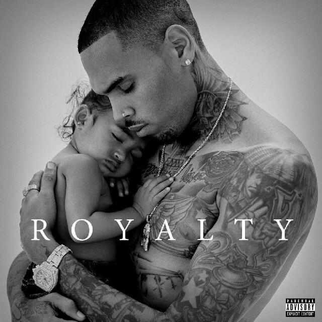 US輸入盤CD Royalty / Chris Brown  エンタメ/ホビーのCD(R&B/ソウル)の商品写真