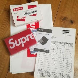 シュプリーム(Supreme)の新品 supreme 18fw WEEK3 デジタルスケール2個セット(調理道具/製菓道具)