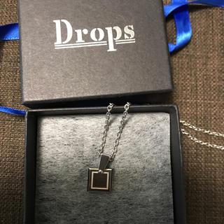 ドロップ(drop)のネックレス(ネックレス)