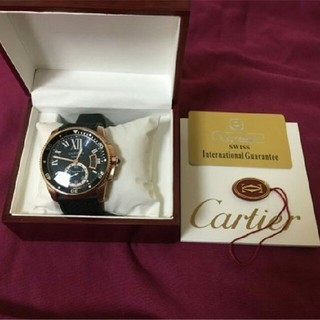 カルティエ(Cartier)のカルティエ メンズ 腕時計 自動巻き(その他)