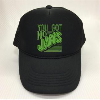 アメカジポップロゴ メッシュキャップ OTTOタイプ 帽子 upk49(キャップ)