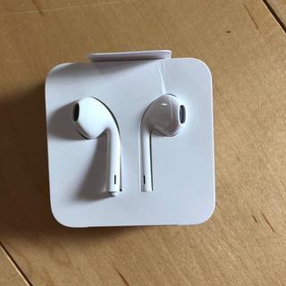アップル(Apple)のiPhone 純正 イヤフォン Apple(ヘッドフォン/イヤフォン)