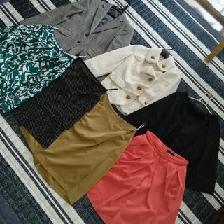 コムサイズム(COMME CA ISM)の洋服まとめ売りコムサイズム ケティ クリアインプレッション(テーラードジャケット)