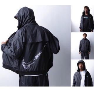 ナイキ(NIKE)の【XL】Atmos x Nike track jacket clear jade(ナイロンジャケット)