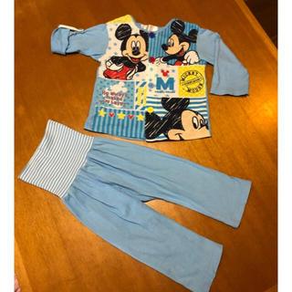 ディズニー(Disney)のミッキーパジャマ 90cm (パジャマ)