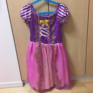 ディズニー(Disney)のラプンツェル  ドレス ハロウィン(衣装)