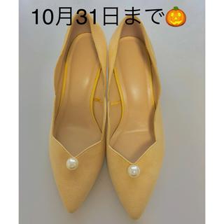 ジーユー(GU)の 靴(ハイヒール/パンプス)