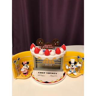 ディズニー(Disney)のシェフミッキー バースデー フォトフレーム(フォトフレーム)