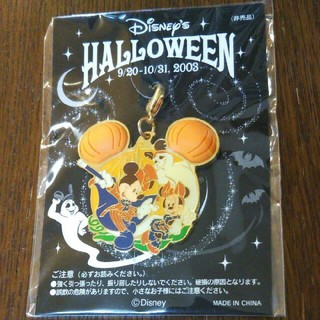 ディズニー(Disney)のディズニーランド☆ディズニーハロウィン2003☆チャーム(チャーム)