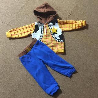 ディズニー(Disney)のウッディー セットアップ ハロウィン (衣装)