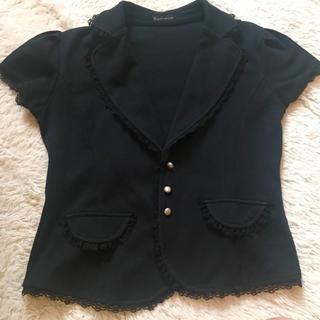 半袖 ジャケット(テーラードジャケット)