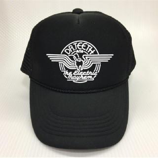 高級系 メッシュキャップ OTTOタイプ アメカジネオンロゴ 帽子 upk23(キャップ)