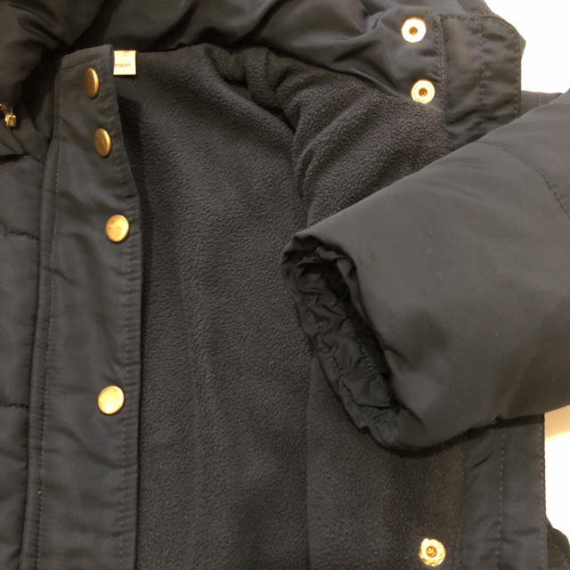 petit main(プティマイン)のプティマイン  中綿ジャンパー キッズ/ベビー/マタニティのキッズ服男の子用(90cm~)(ジャケット/上着)の商品写真