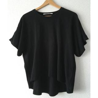 アンダーバーロウ(UNDER BAR RAW.)のUNDERBAR RAW. Tシャツ トップス 黒(Tシャツ(半袖/袖なし))