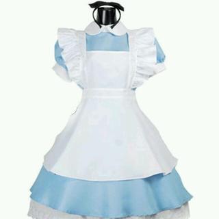 不思議の国のアリス風 メイド服セット コスプレ(セット/コーデ)