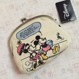 ディズニー(Disney)のディズニー★がま口ポーチ(ポーチ)