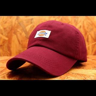 ディッキーズ(Dickies)のDICKIES DK6‐8 帽子・キャップ メンズ レディース 赤 セール(キャップ)