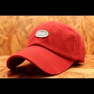 ディッキーズ(Dickies)のDICKIES DK7‐1 帽子・キャップ メンズ レディース 赤(キャップ)