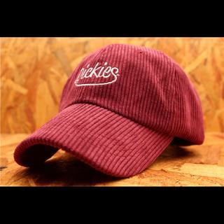 ディッキーズ(Dickies)のDICKIES DK7‐4 帽子・キャップ メンズ レディース 赤(キャップ)