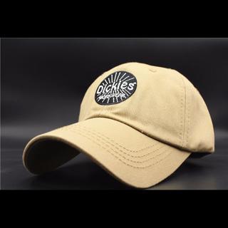 ディッキーズ(Dickies)のDICKIES DK9‐3 キャップ・帽子 メンズ レディース ベージュ(キャップ)