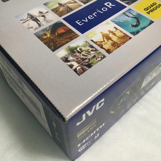 Victor(ビクター)のJVC GZ-RX600-D デジタルビデオカメラ(新品) スマホ/家電/カメラのカメラ(コンパクトデジタルカメラ)の商品写真