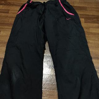 ナイキ(NIKE)のナイキ ズボン レディース ブラック Sサイズ(トレーニング用品)