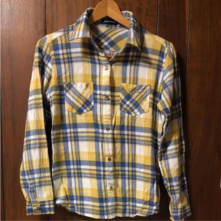 アクアネーム(AquaName)のチェックシャツ M(シャツ/ブラウス(長袖/七分))