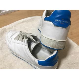 ルイヴィトン(LOUIS VUITTON)のルイヴィトン スニーカー靴(スニーカー)