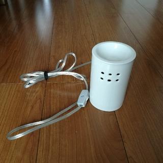 ムジルシリョウヒン(MUJI (無印良品))の無印良品 アロマランプ オマケ付き(アロマポット/アロマランプ/芳香器)