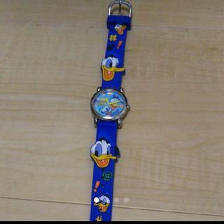 ディズニー(Disney)のドナルド 子供 腕時計(腕時計)