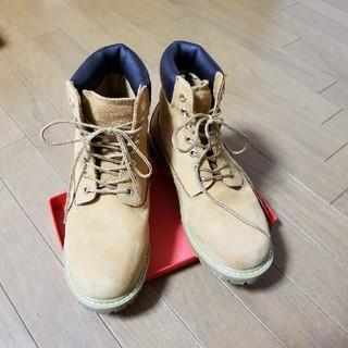 ゴールデンリトリバー(Golden Retriever)のゴールデンレトリバー メンズブーツ(ブーツ)