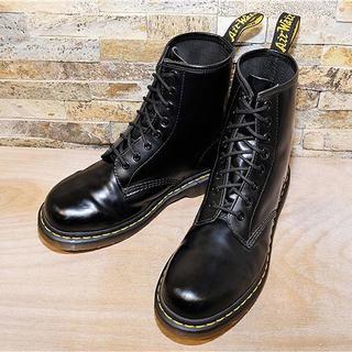 ドクターマーチン/Dr Marten/8ホールブーツ/黒/28cm/(ブーツ)