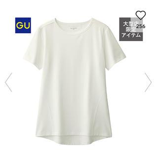 ジーユー(GU)のGUスポーツTシャツ(Tシャツ(半袖/袖なし))