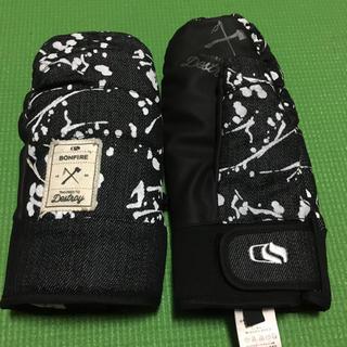 サロモン(SALOMON)のミトン手袋(アクセサリー)